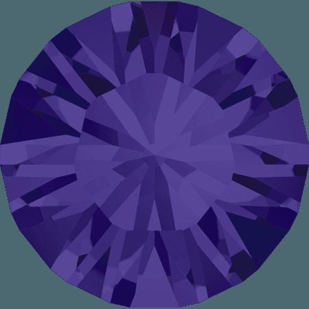 Swarovski 1028 – Xilion Chaton, Purple Velvet