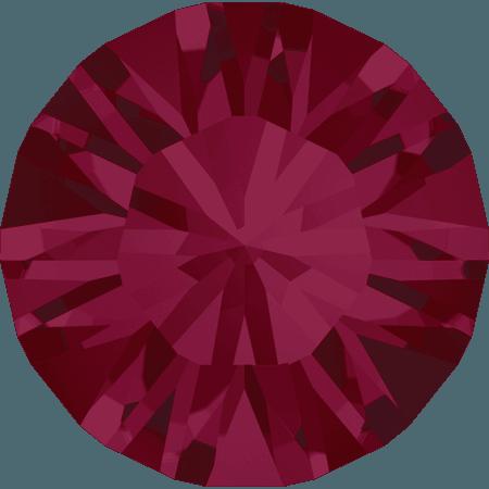 Swarovski 1028 – Xilion Chaton, Ruby