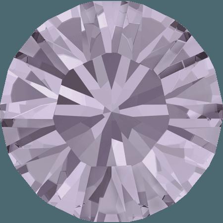 Swarovski 1028 – Xilion Chaton, Smoky Mauve