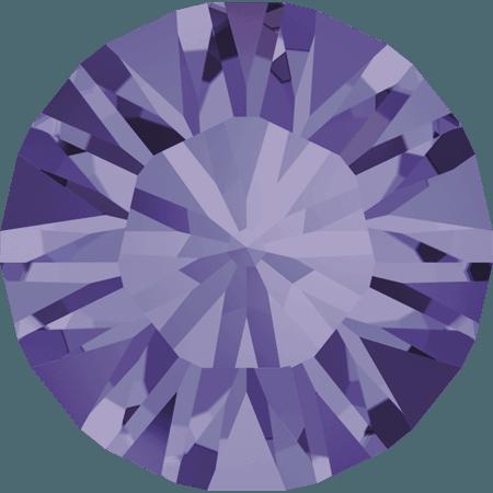 Swarovski 1028 – Xilion Chaton, Tanzanite