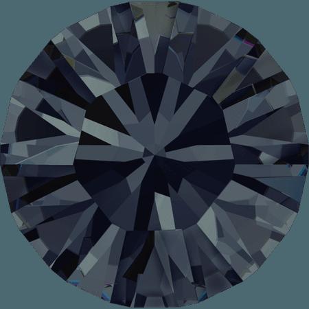 Swarovski 1028 – Xilion Chaton, Graphite