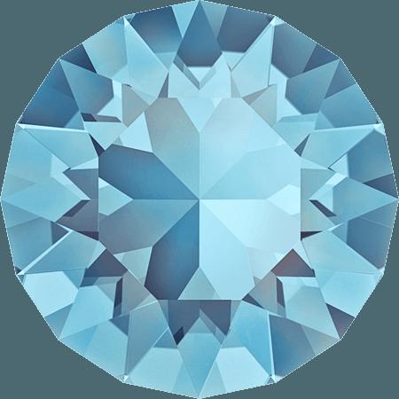 Swarovski 1088 – XIRIUS Chaton, Aquamarine