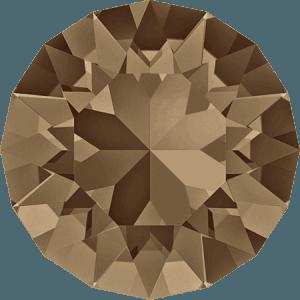 Swarovski 1088 – XIRIUS Chaton, Crystal Bronze Shade
