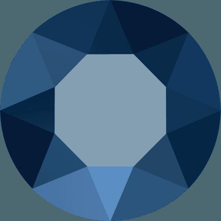 Swarovski 1088 – XIRIUS Chaton, Crystal Metallic Blue