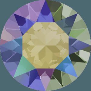 Swarovski 1088 - XIRIUS Chaton, Crystal Paradise Shine