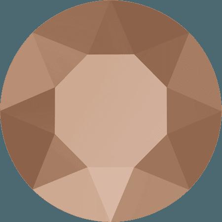 Swarovski 1088 – XIRIUS Chaton, Crystal Rose Gold
