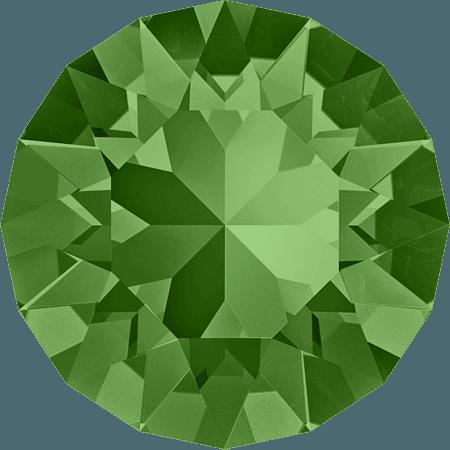 Swarovski 1088 - XIRIUS Chaton, Fern Green