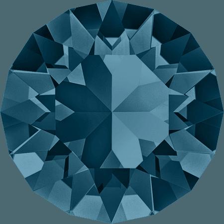 Swarovski 1088 – XIRIUS Chaton, Indicolite