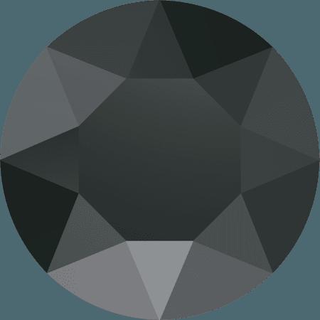 Swarovski 1088 – XIRIUS Chaton, Jet Hematite