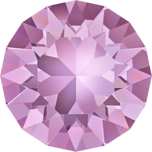Swarovski 1088 – XIRIUS Chaton, Light Amethyst