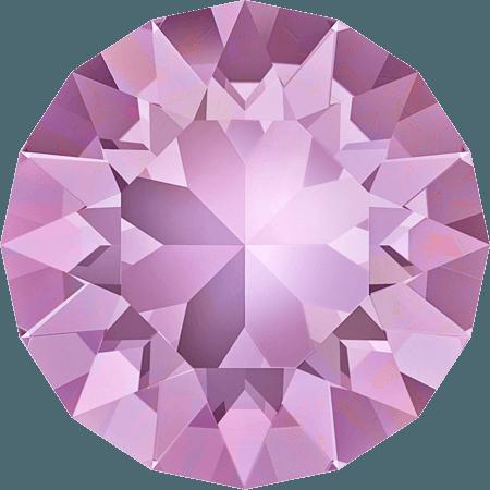 Swarovski 1088 – XIRIUS Chaton, Light Amethyst