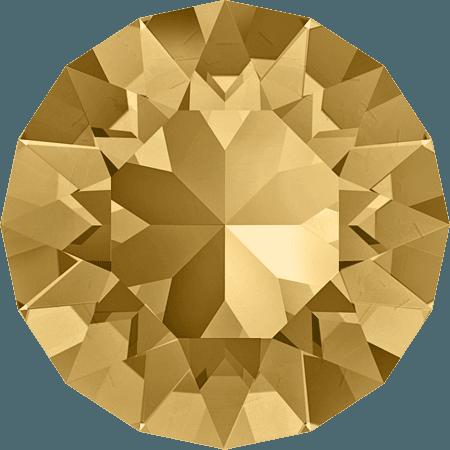 Swarovski 1088 – XIRIUS Chaton, Light Colorado Topaz