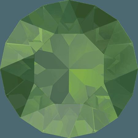 Swarovski 1088 – XIRIUS Chaton, Palace Green Opal