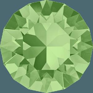 Swarovski 1088 – XIRIUS Chaton, Peridot
