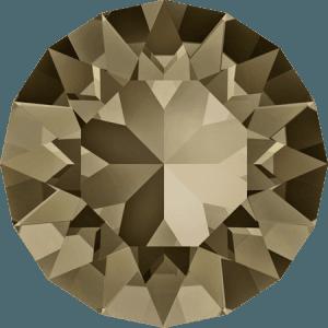 Swarovski 1088 – XIRIUS Chaton, Smoky Quartz