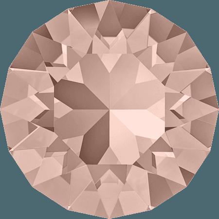 Swarovski 1088 – XIRIUS Chaton, Vintage Rose