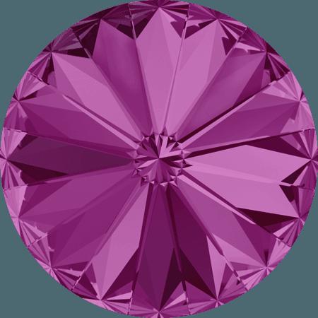 Swarovski 1122 – Rivoli Chaton, Fuchsia
