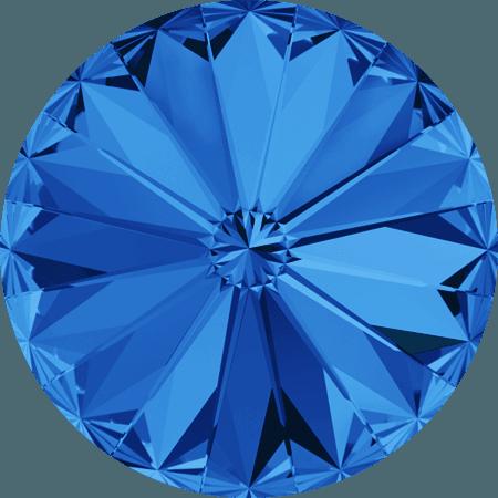 Swarovski 1122 – Rivoli Chaton, Sapphire