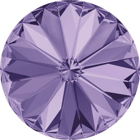 Swarovski 1122 – Rivoli Chaton, Violet