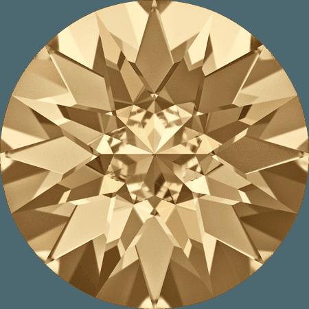 Swarovski 1188 CR Golden Shadow