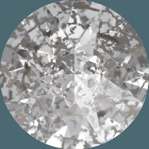 Swarovski 1188 CR Silver Patina