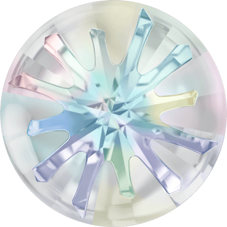 Swarovski 1695 - Sea Urchin partly frosted