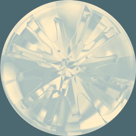 Swarovski 1695 White Opal