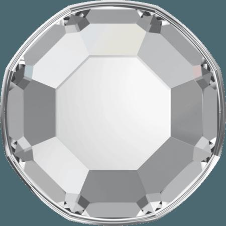 Swarovski 2000 - Rose, Hotfix, Crystal