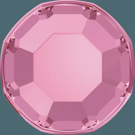 Swarovski 2000 - Rose, Hotfix, Light Rose