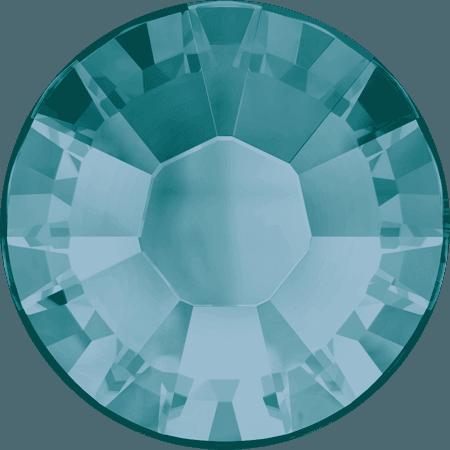 Swarovski 2038 - XILION Rose, Hotfix, Blue Zircon