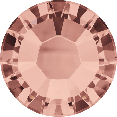 Swarovski 2038 - XILION Rose, Hotfix, Blush Rose