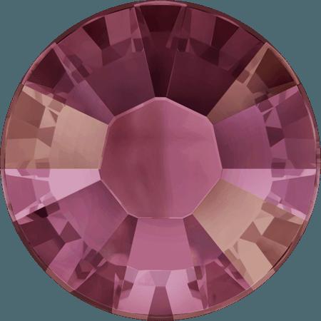 Swarovski 2038 - XILION Rose, Hotfix, Crystal Lilac Shadow