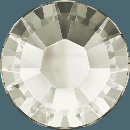 Swarovski 2038 - XILION Rose, Hotfix, Crystal Silver Shade