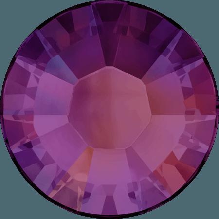 Swarovski 2038 - XILION Rose, Hotfix, Crystal Volcano