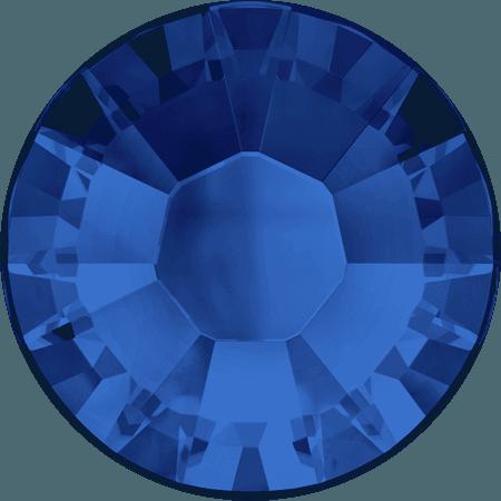 Swarovski 2038 - XILION Rose, Hotfix, Capri Blue