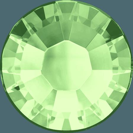 Swarovski 2038 - XILION Rose, Hotfix, Chrysolite