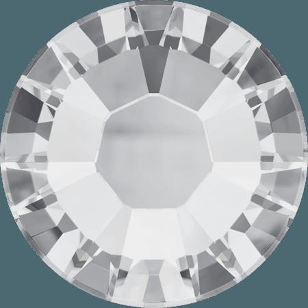 Swarovski 2038 - XILION Rose, Hotfix, Crystal