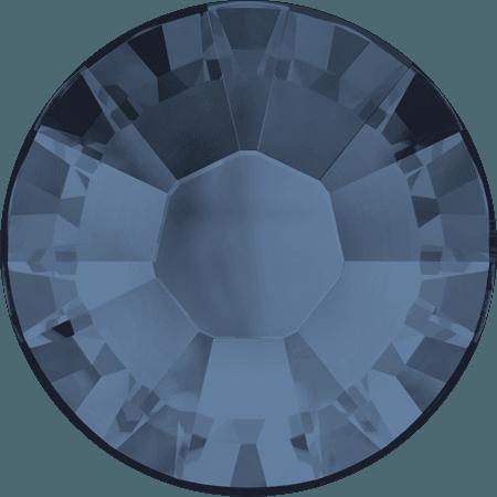 Swarovski 2038 - XILION Rose, Hotfix, Denim Blue