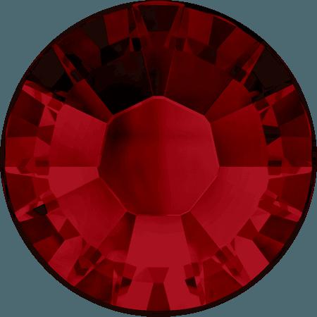 Swarovski 2038 - XILION Rose, Hotfix, Indian Siam