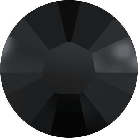Swarovski 2038 - XILION Rose, Hotfix, Jet
