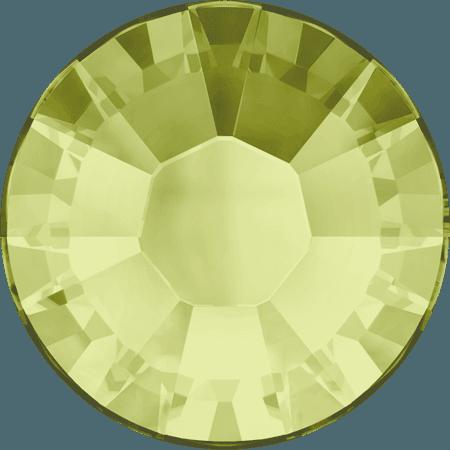 Swarovski 2038 - XILION Rose, Hotfix, Jonquil