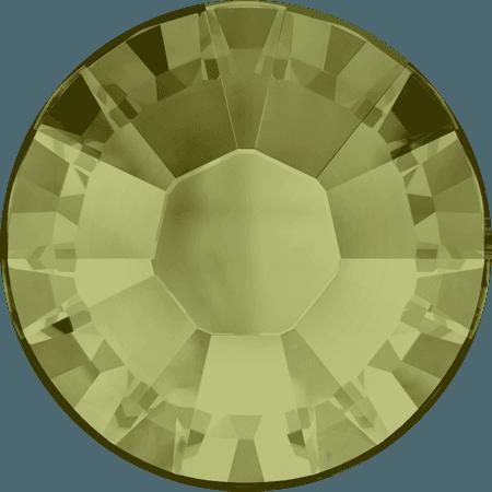 Swarovski 2038 - XILION Rose, Hotfix, Khaki
