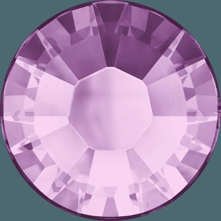 Swarovski 2038 - XILION Rose, Hotfix, Light Amethyst