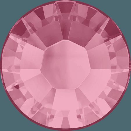 Swarovski 2038 - XILION Rose, Hotfix, Light Rose