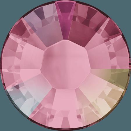 Swarovski 2038 - XILION Rose, Hotfix, Light Rose AB