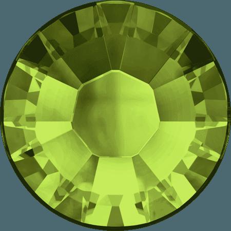 Swarovski 2038 - XILION Rose, Hotfix, Olivine