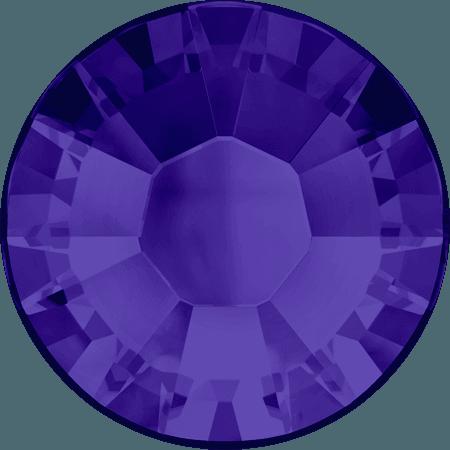 Swarovski 2038 - XILION Rose, Hotfix, Purple Velvet