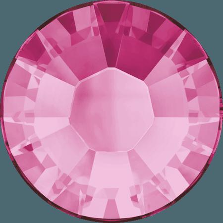 Swarovski 2038 - XILION Rose, Hotfix, Rose
