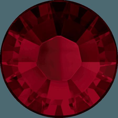 Swarovski 2038 - XILION Rose, Hotfix, Siam