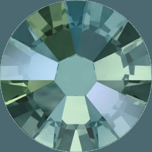 Swarovski 2058 - Xilion Rose Enhanced, Black Diamond Shimmer